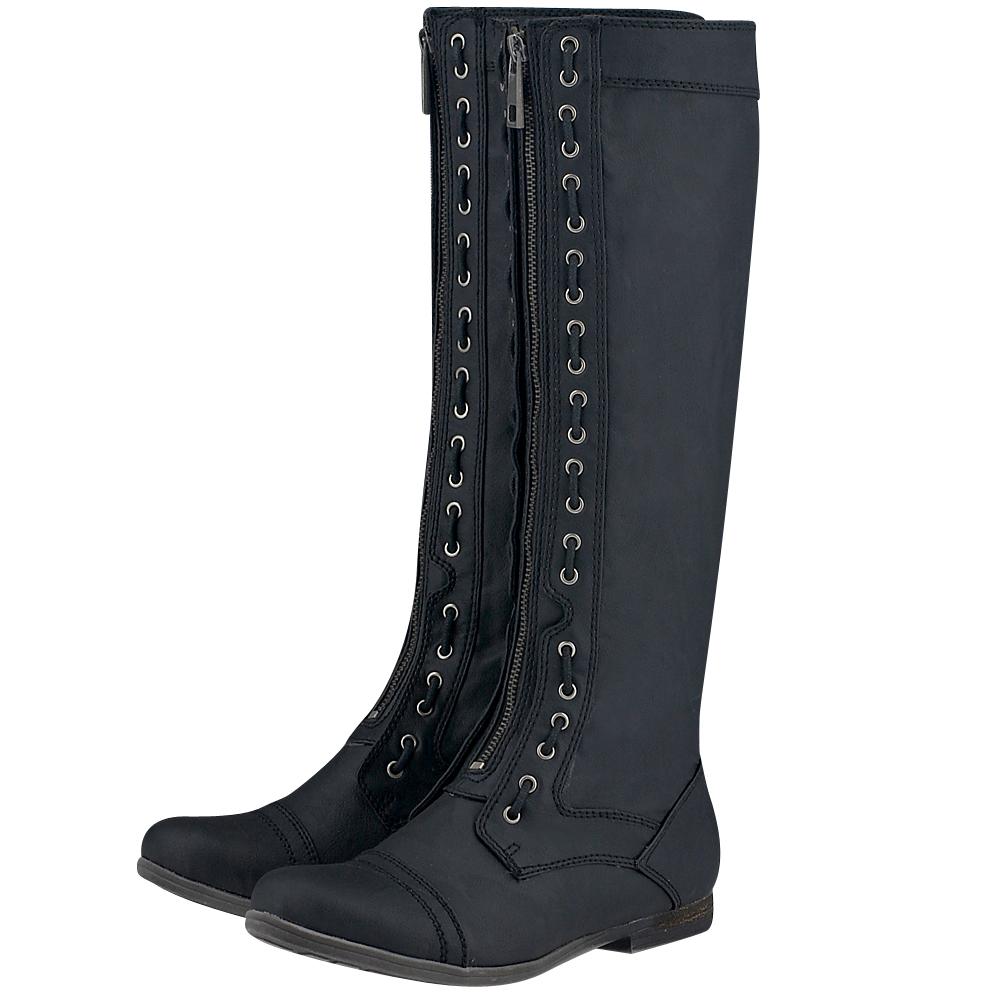 66d27fc303a Adam's Shoes μαυρο 822-2534 | MYSHOE.GR