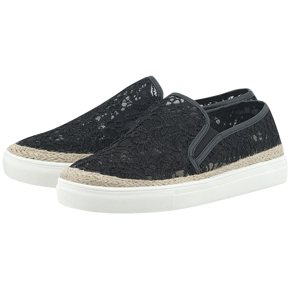 Adam's Shoes – Adam's Shoes 822-6021 – ΜΑΥΡΟ