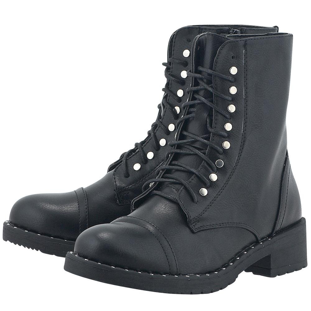 Adam's Shoes – Adam's Shoes 829-17527-29 – ΜΑΥΡΟ