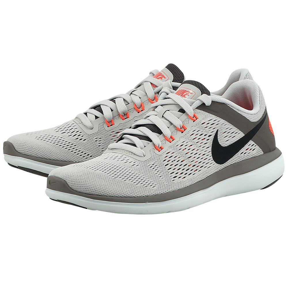 Nike – Nike Flex 2016 RN Running 830369013-4 – ΓΚΡΙ ΑΝΟΙΧΤΟ