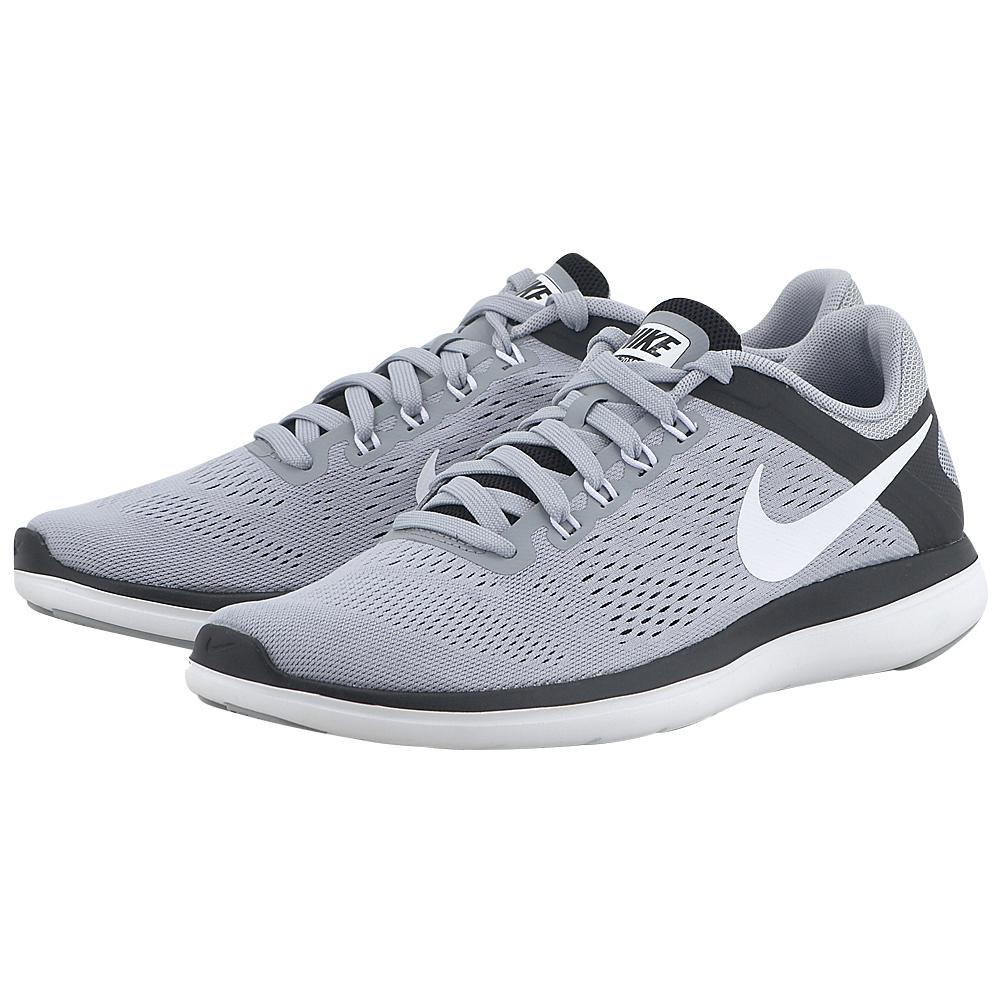 Nike - Nike Flex 2016 RN Running 830369015-4 - ΓΚΡΙ 49832fac194