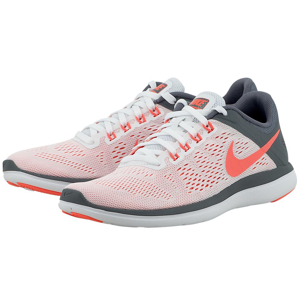 Nike - Nike Flex 2016 RN 830751101-3 - ΛΕΥΚΟ/ΓΚΡΙ