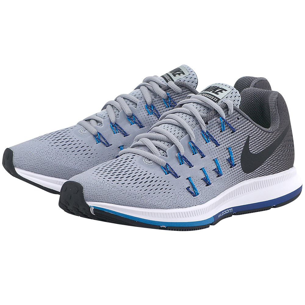 Nike - Nike Air Zoom Pegasus 33 Running 831352004-4 - ΓΚΡΙ