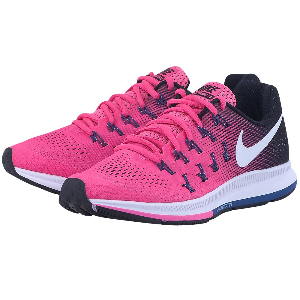 Nike - Nike Air Zoom Pegasus 33 831356600-3 - ΦΟΥΞΙΑ γυναικεια   αθλητικά   running