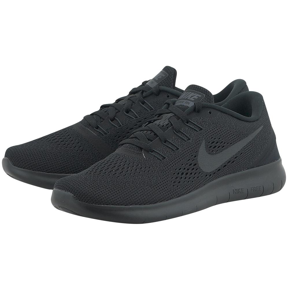 Nike – Nike Free Rn 2 831508002-4 – ΜΑΥΡΟ