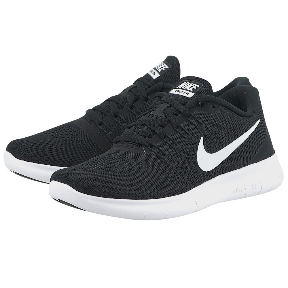 Nike - Nike Free RN 831509001-3 - ΜΑΥΡΟ