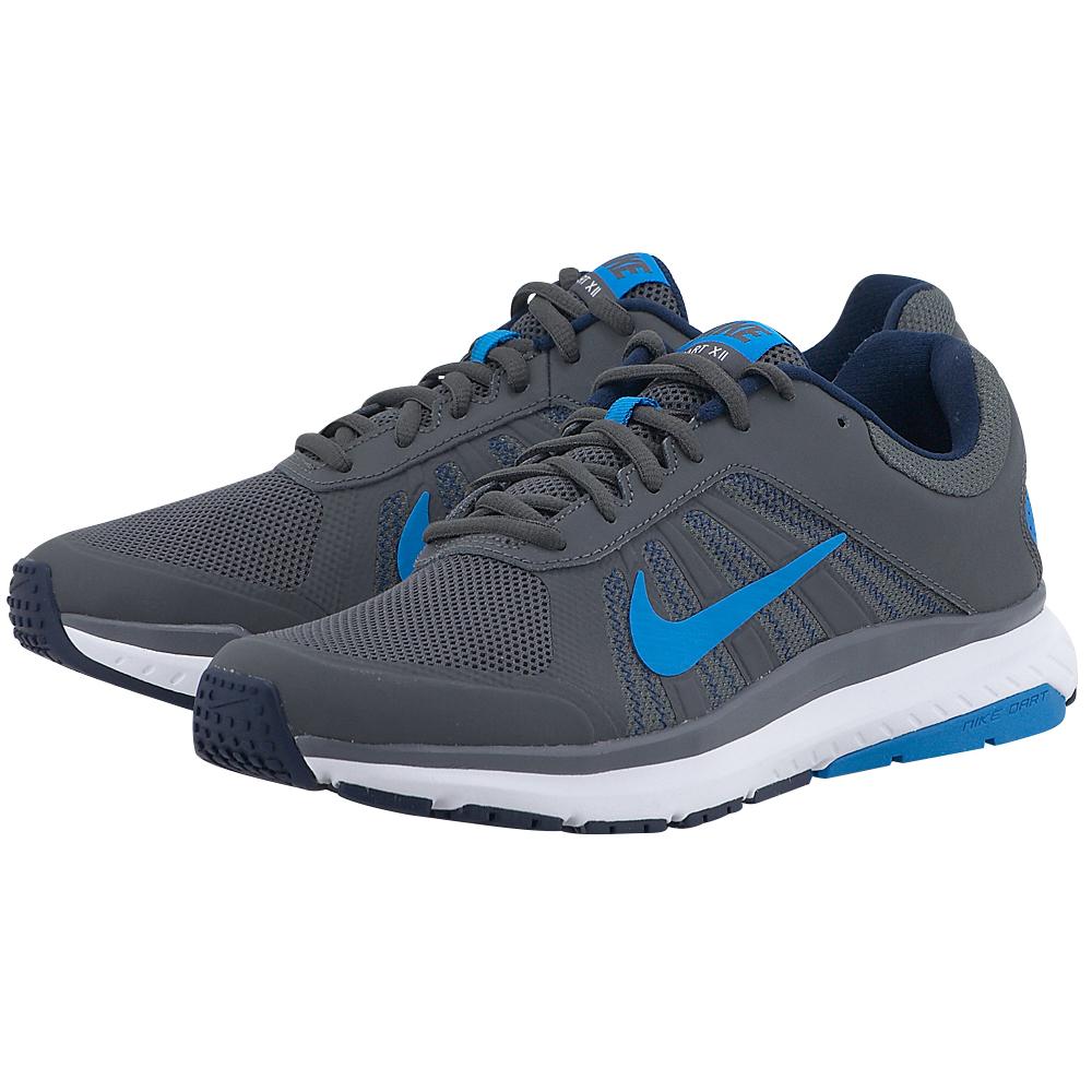 Nike – Nike Dart 12 831532012-4 – ΓΚΡΙ ΣΚΟΥΡΟ