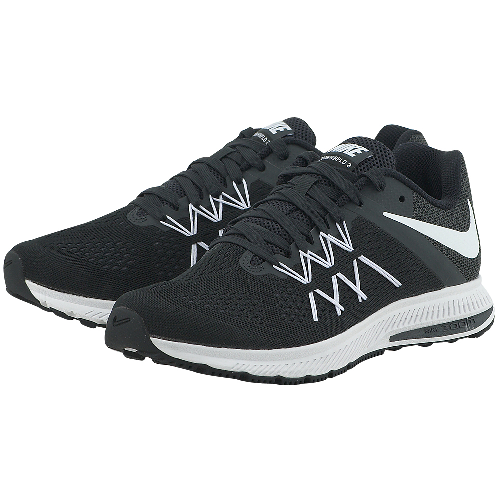 Nike – Nike Air Zoom Winflo 3 831561001-4 – ΜΑΥΡΟ