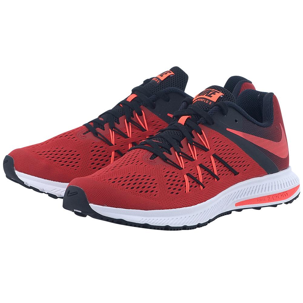 Nike - Nike Air Zoom Winflo 3 831561601-4 - ΚΟΚΚΙΝΟ