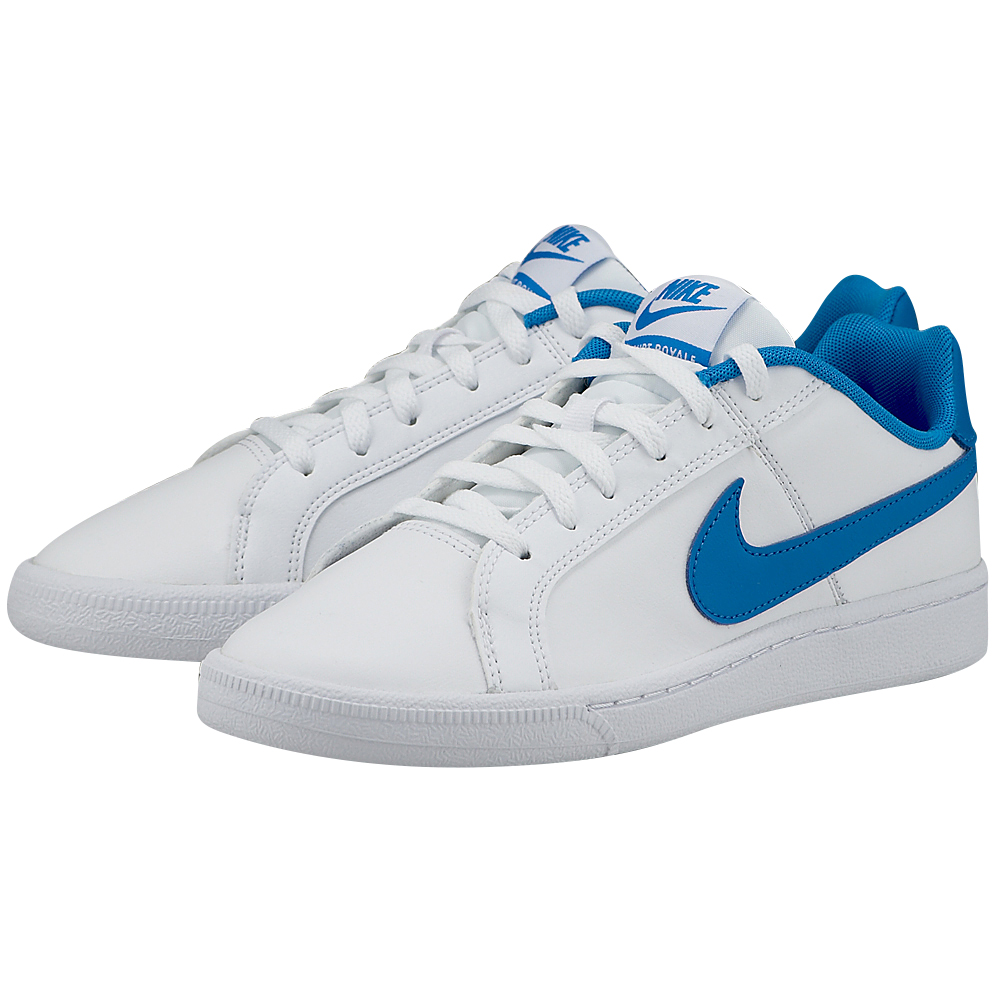 Nike - Nike Court Royale 833535-103 - ΛΕΥΚΟ outlet   παιδικα   αθλητικά