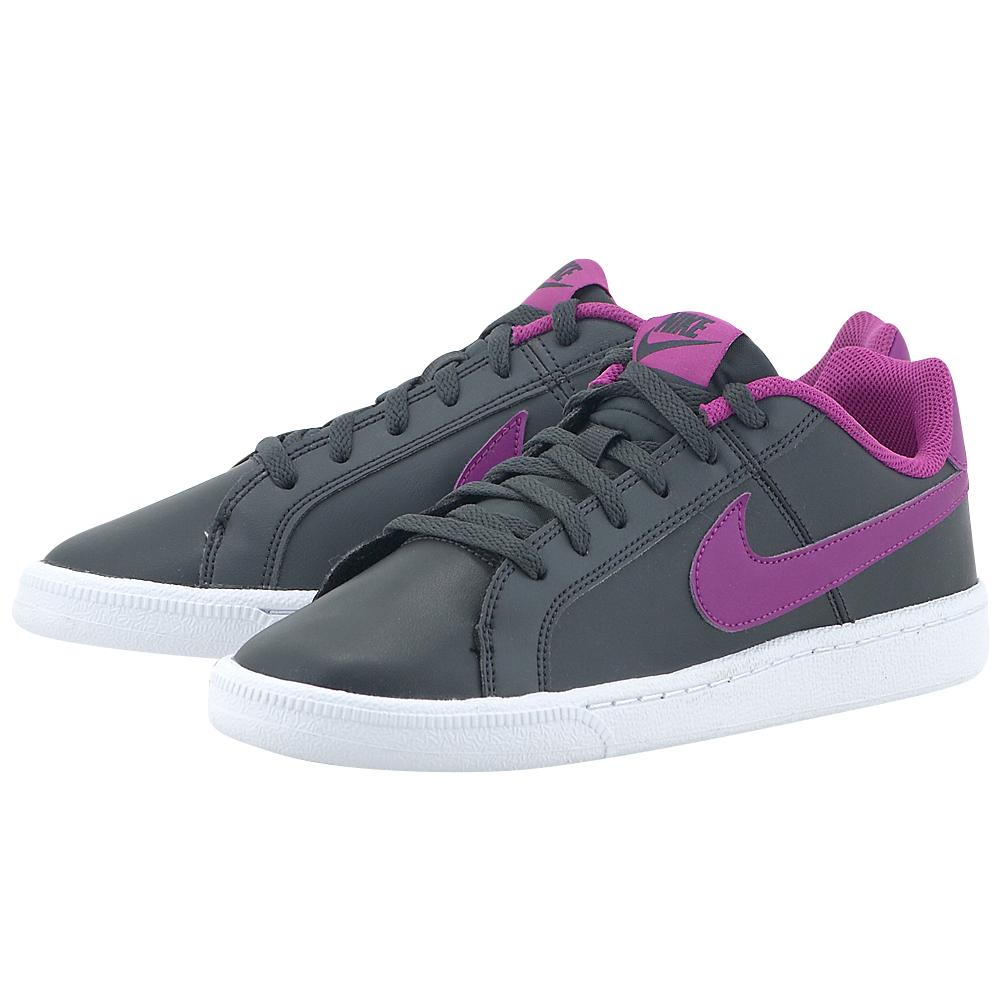 Nike – Nike Court Royale (GS) 833654-004 – ΜΑΥΡΟ
