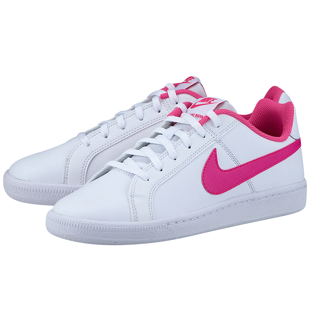 Nike – Nike Court Royale 833654-106 – ΛΕΥΚΟ/ΡΟΖ