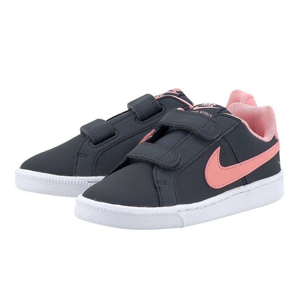 Nike – Nike Court Royale (PS) 833655-002 – ΜΑΥΡΟ