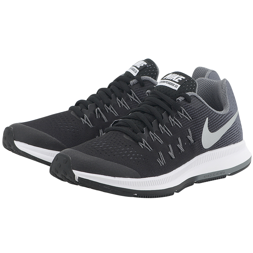 Nike – Nike Zoom Pegasus 33 834316001-2 – ΜΑΥΡΟ