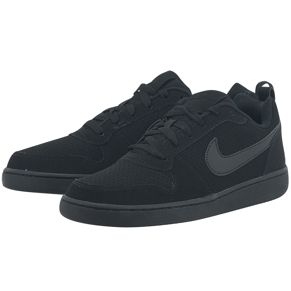Nike - Nike Court Borough 838937001-4 - ΜΑΥΡΟ