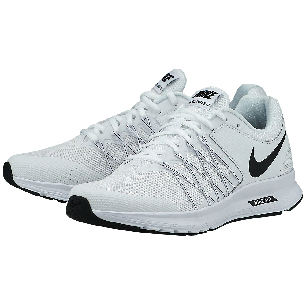 Nike – Nike Air Relentless 6 843836-100 – ΛΕΥΚΟ