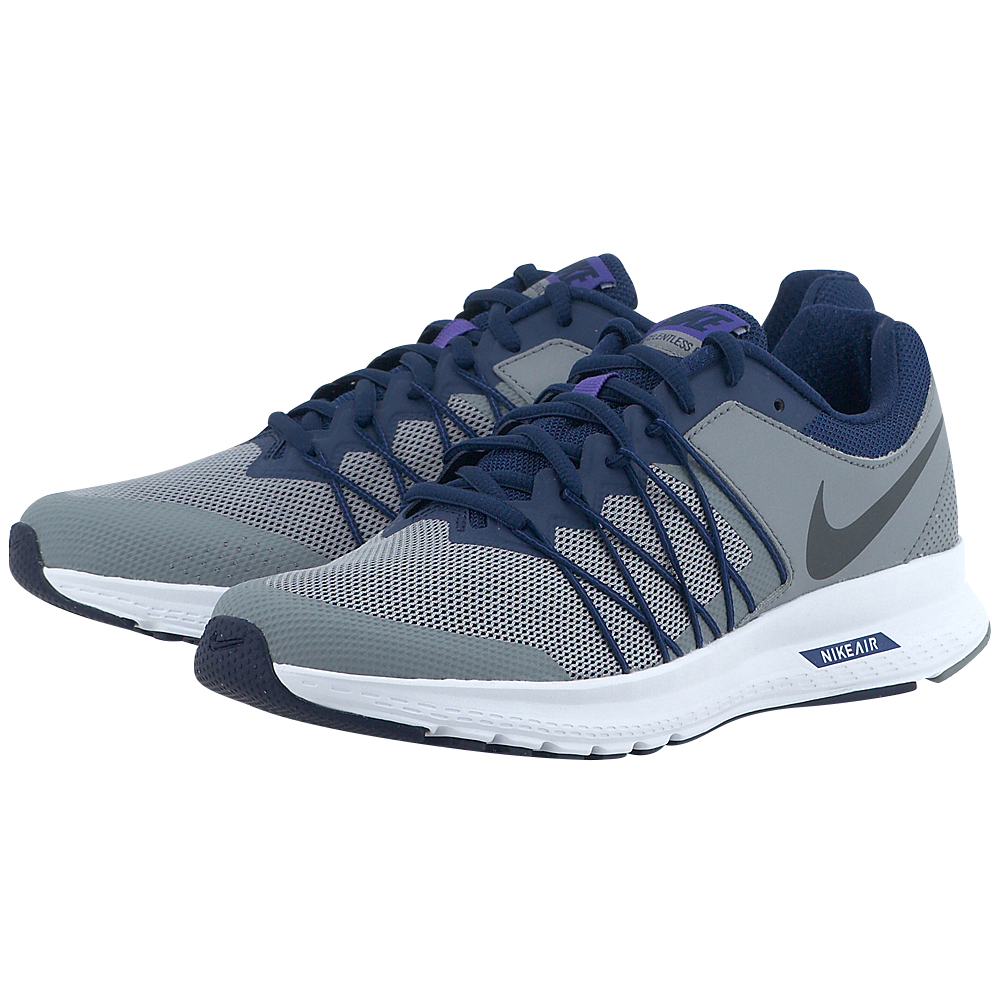 Nike – Nike Air Relentless 6 Running Shoe 843836004-4 – ΜΠΛΕ/ΓΚΡΙ