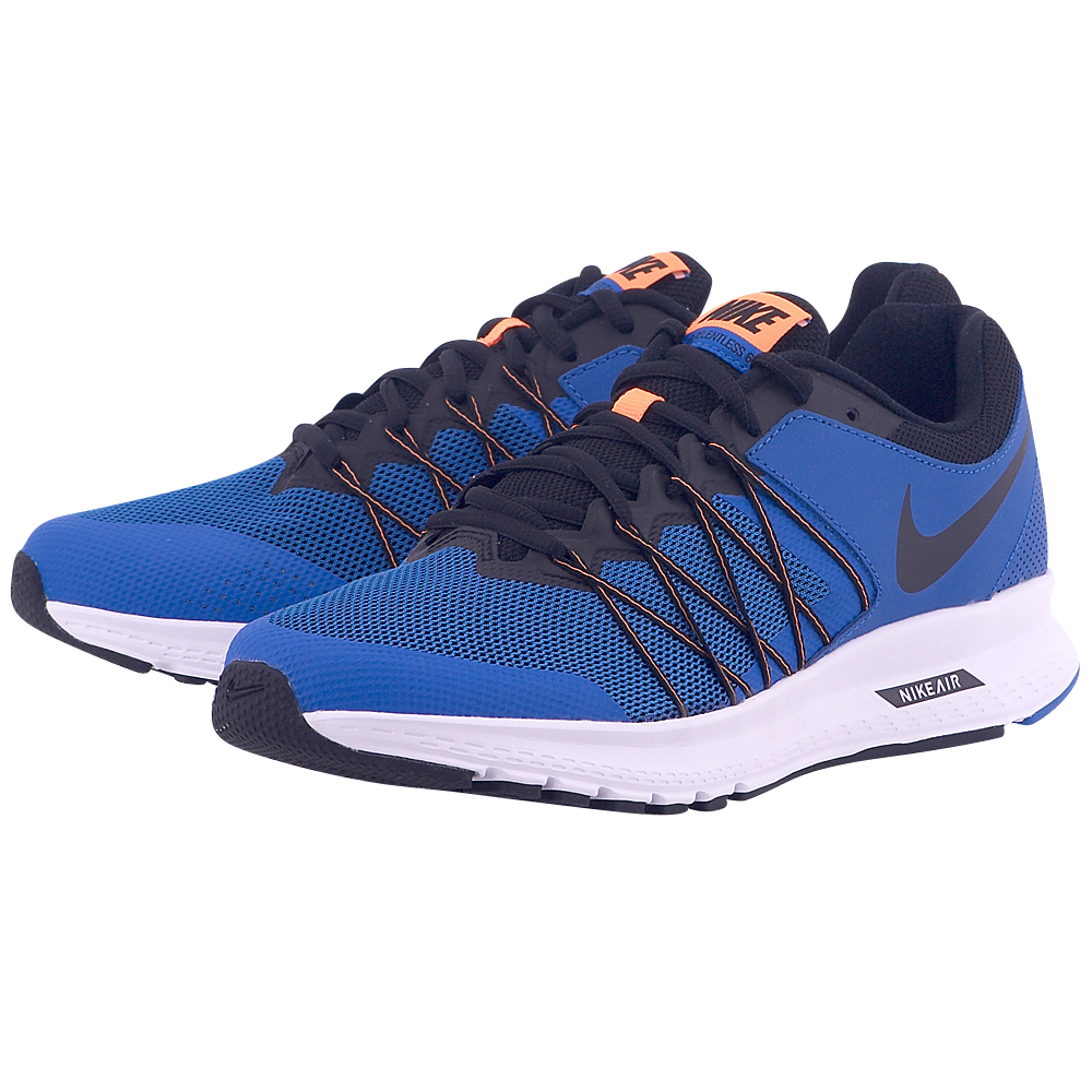 Nike – Nike Air Relentless 6 Running Shoe 843836401-4 – ΜΠΛΕ/ΜΑΥΡΟ