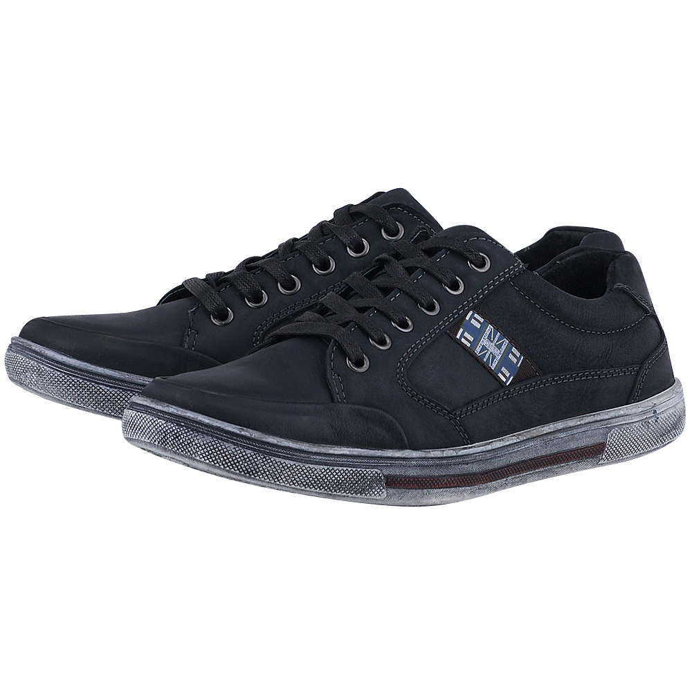 Adam's Shoes - Adam's Shoes 844-5004 - ΜΠΛΕ ΣΚΟΥΡΟ