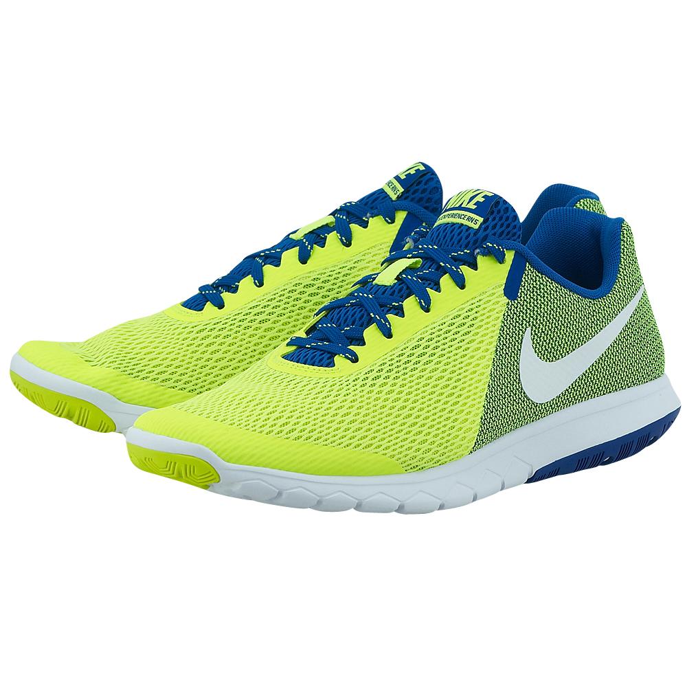 Nike – Nike Flex Experience RN 5 844514700-4 – ΚΙΤΡΙΝΟ