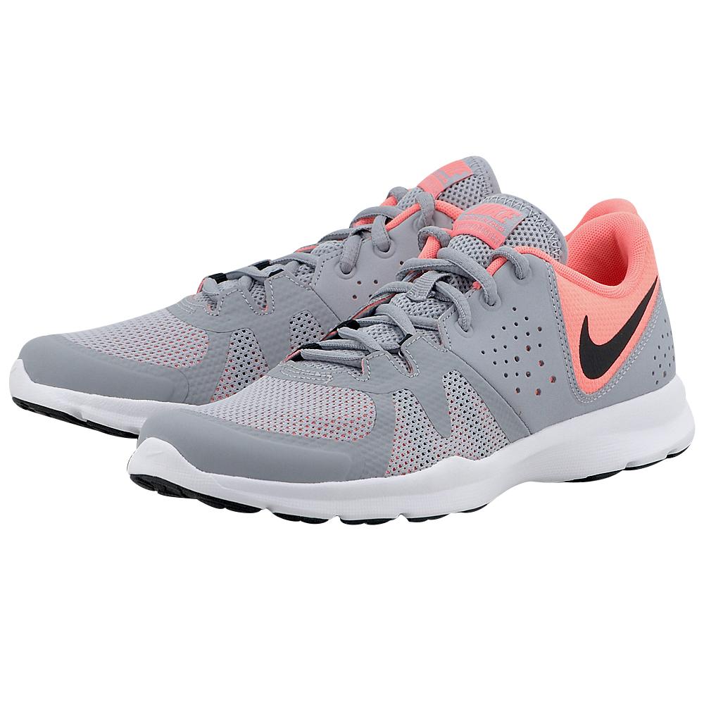Nike – Nike Core Motion Tr 3 844651004-3 – ΓΚΡΙ/ΠΟΡΤΟΚΑΛΙ