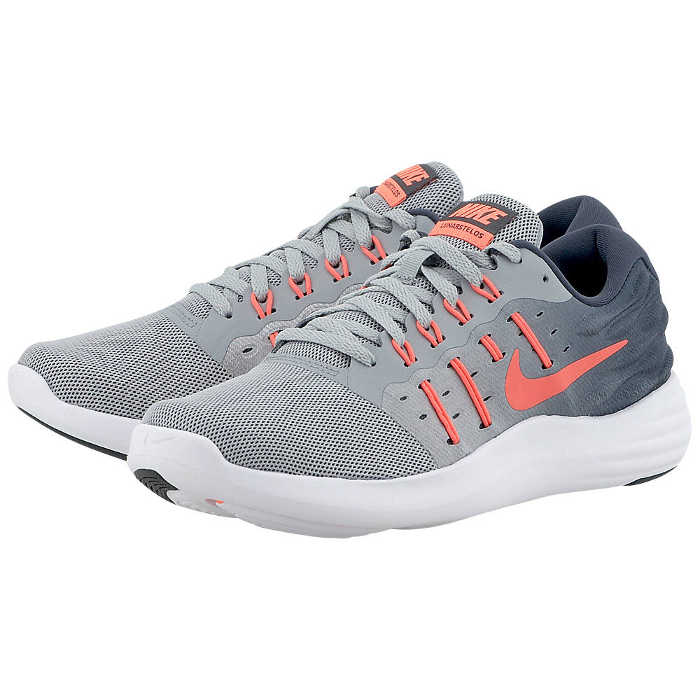Nike - Nike Lunar Stelos 844736003-3 - ΓΚΡΙ