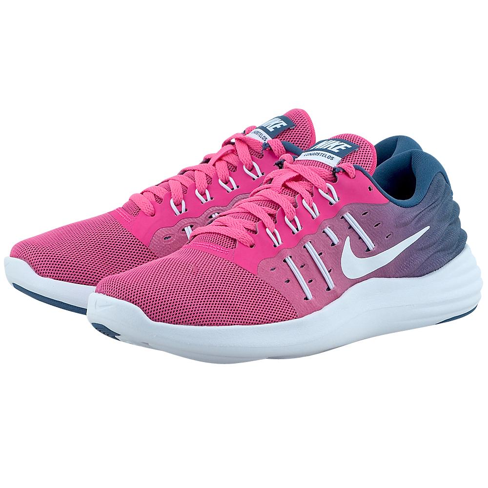 Nike – Nike Lunar Stelos 844736601-3 – ΦΟΥΞΙΑ