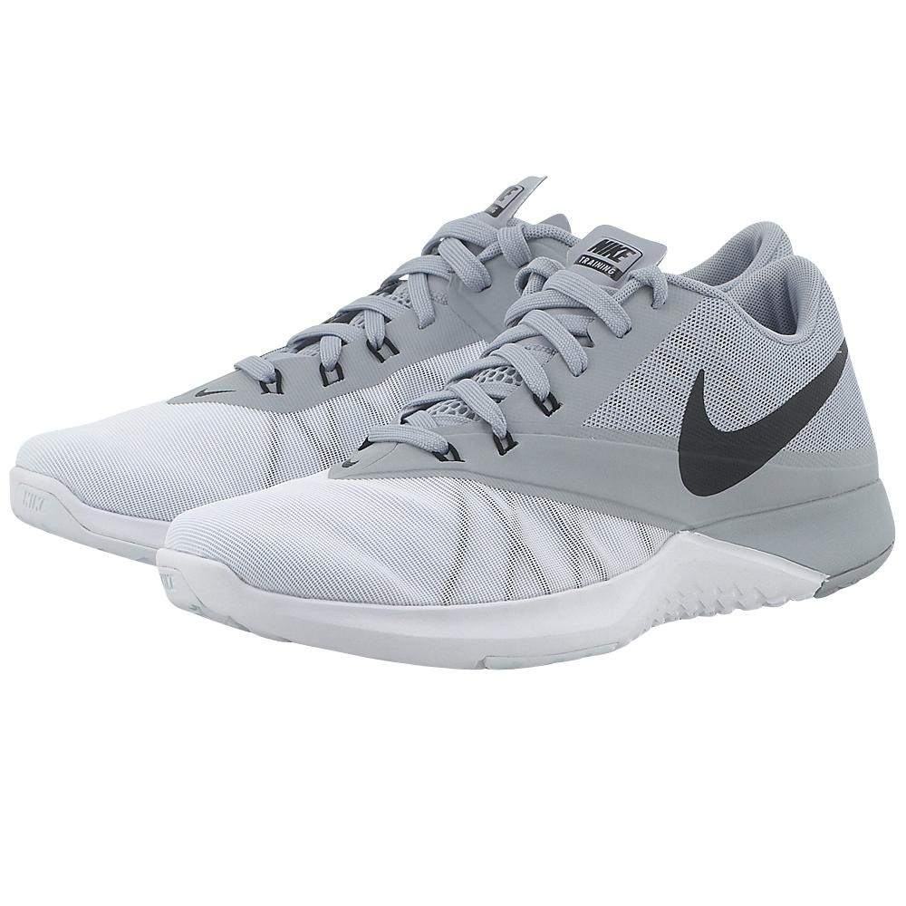 Nike – Nike FS Lite 4 844794100-4. – ΛΕΥΚΟ/ΓΚΡΙ