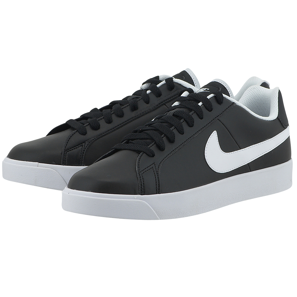 Nike – Nike Court Royale 844799010-4 – ΜΑΥΡΟ