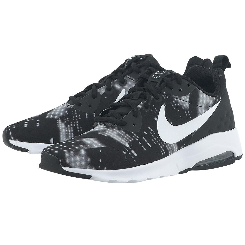 Nike - Nike Air Max Motion 844835002-4 - ΜΑΥΡΟ/ΛΕΥΚΟ