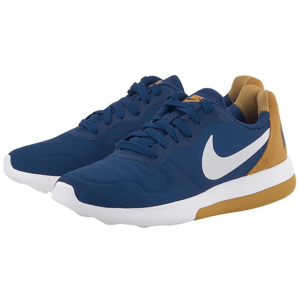 Nike – Nike MD Runner 844857400-4 – ΜΠΛΕ ΣΚΟΥΡΟ