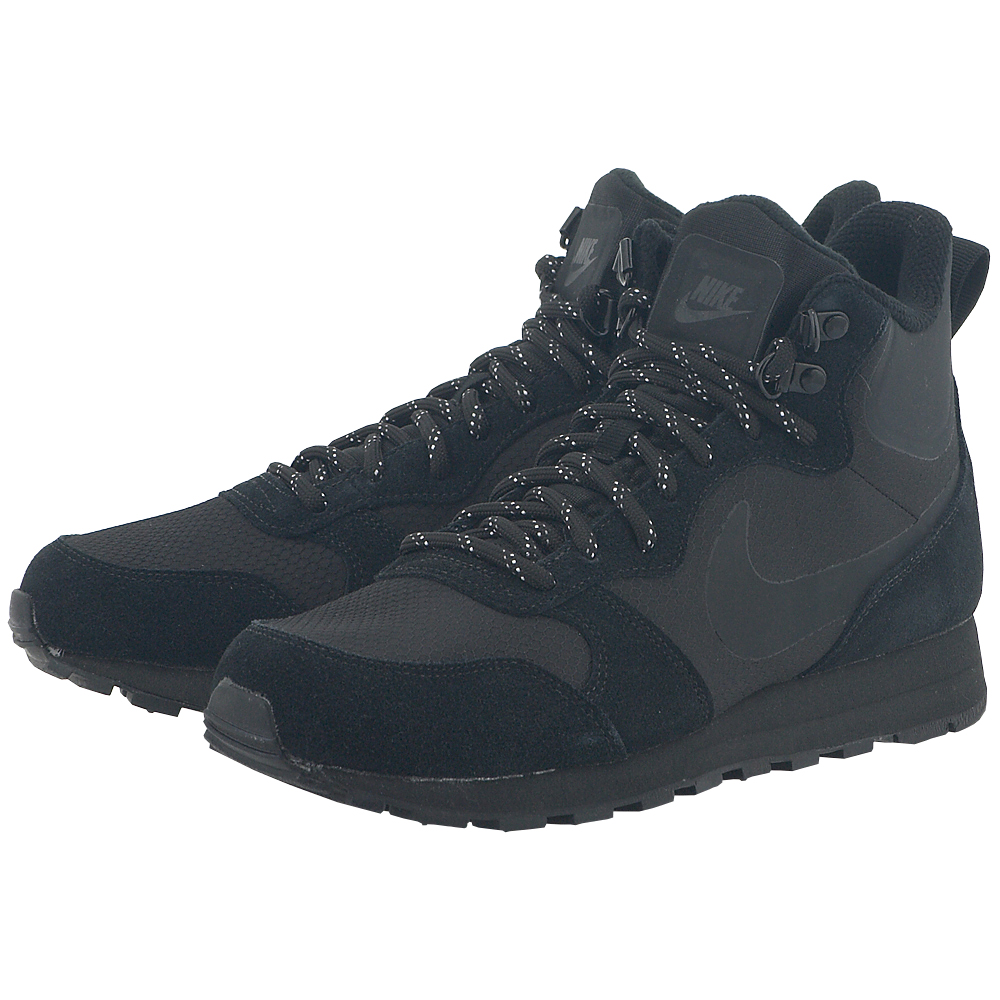 Nike - Nike Md Runner 844864002-4 - ΜΑΥΡΟ