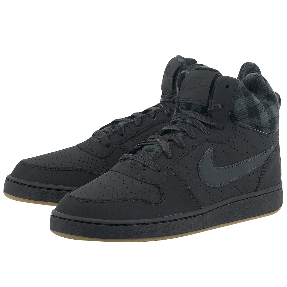 Nike – Nike Court Borough 844884002-4 – ΜΑΥΡΟ
