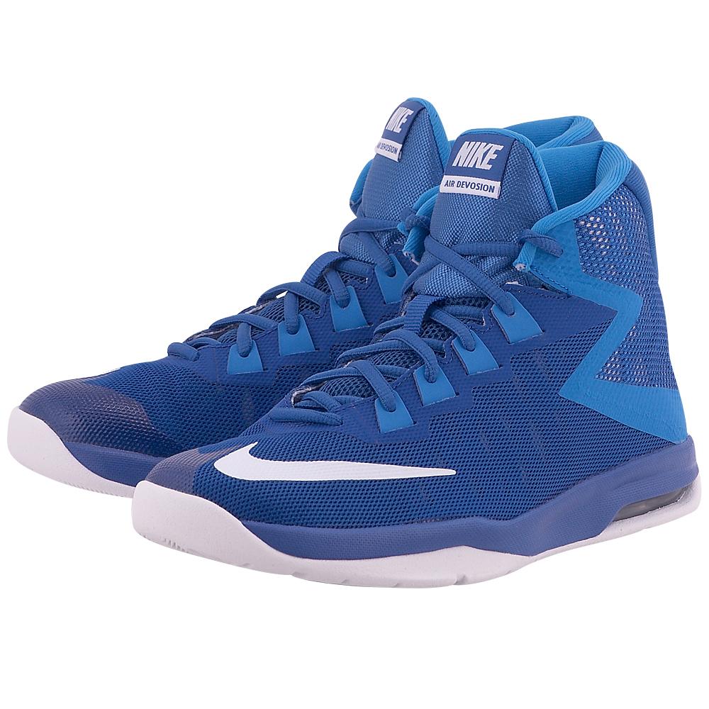Nike – Nike Air Devosion (GS) Basketball Shoe 845081400-3 – ΜΠΛΕ