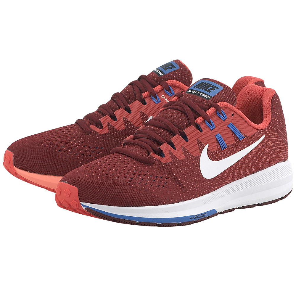 Nike - Nike Air Zoom Structure 20 Running 849576601-4 - ΜΠΟΡΝΤΩ