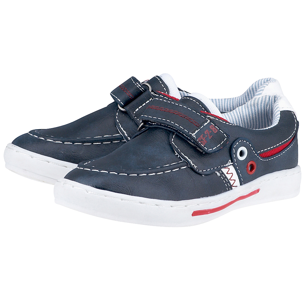 New 8teen - New 8teen 851662 - ΜΠΛΕ ΣΚΟΥΡΟ outlet   παιδικα   loafers