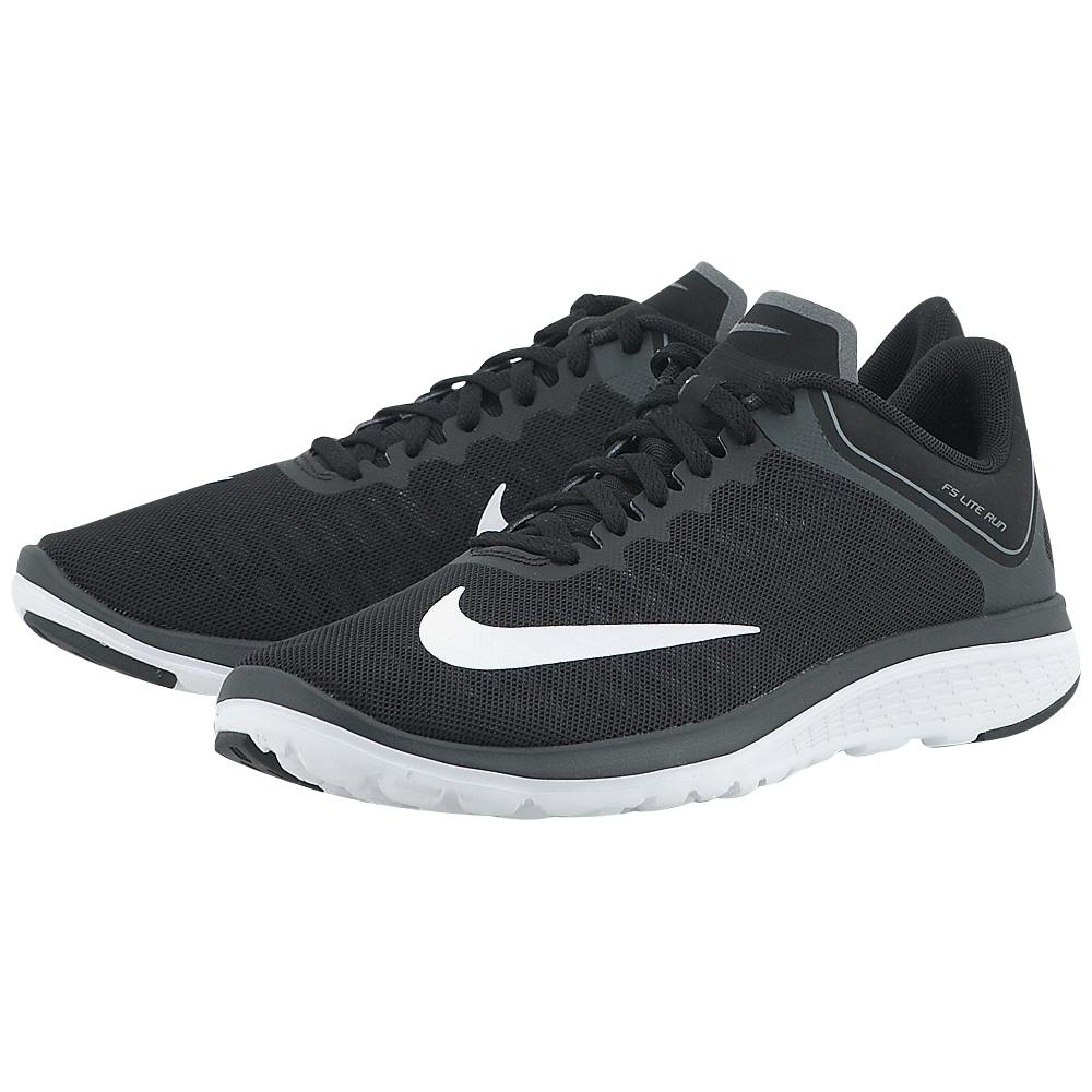 Nike - Nike FS Lite Run 4 852435-002 - ΜΑΥΡΟ