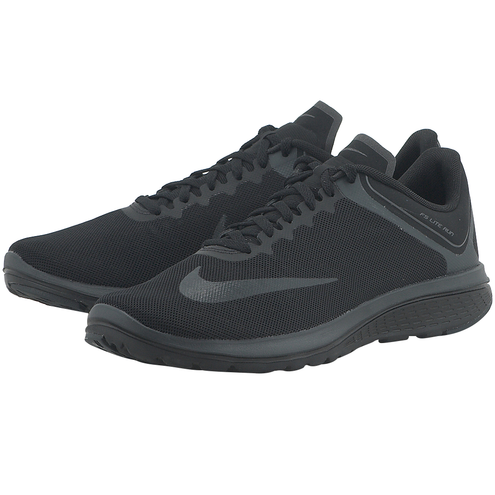 Nike - Nike FS Lite Run 4 Running 852435003-4 - ΜΑΥΡΟ