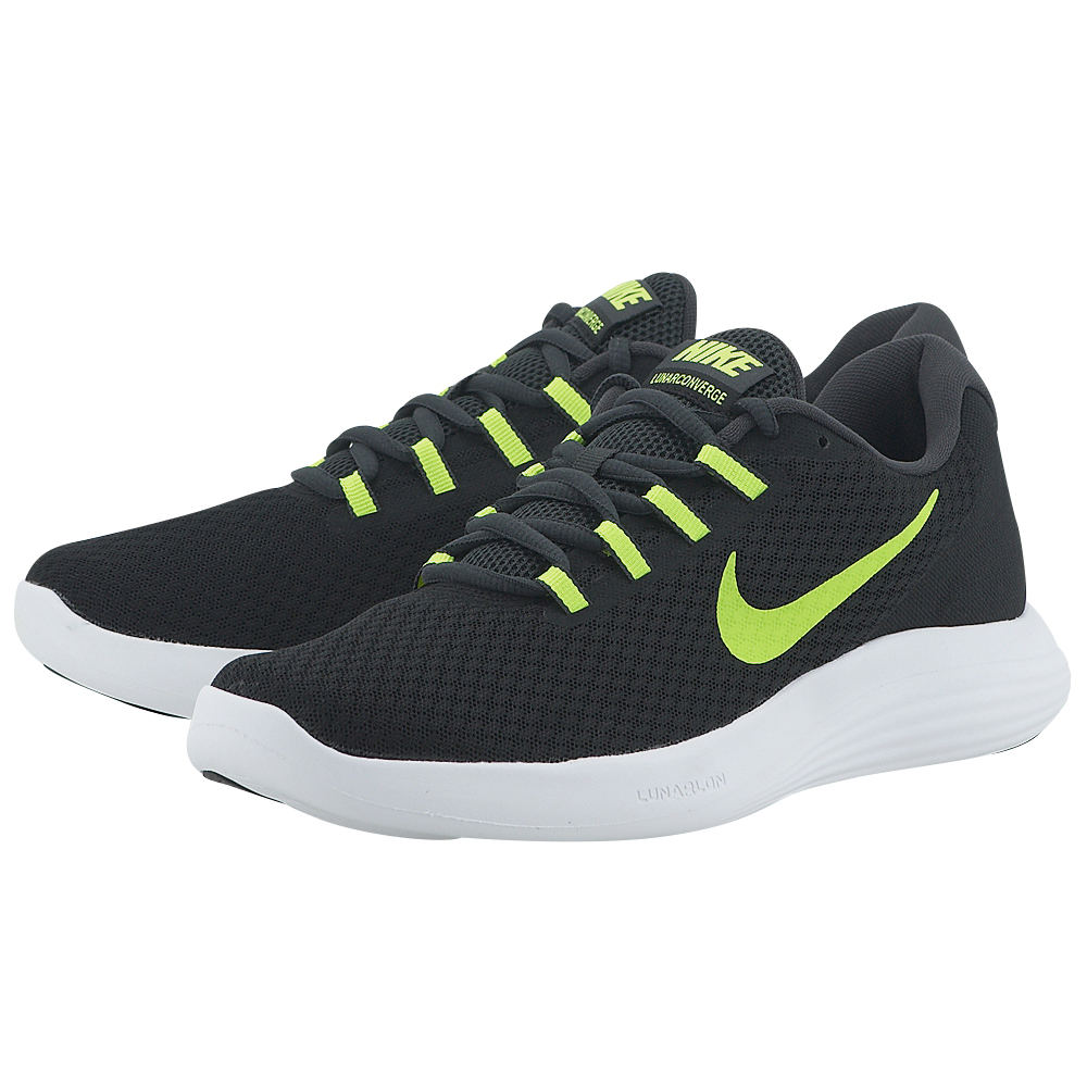Nike - Nike LunarConverge Running 852462-007 - ΜΑΥΡΟ