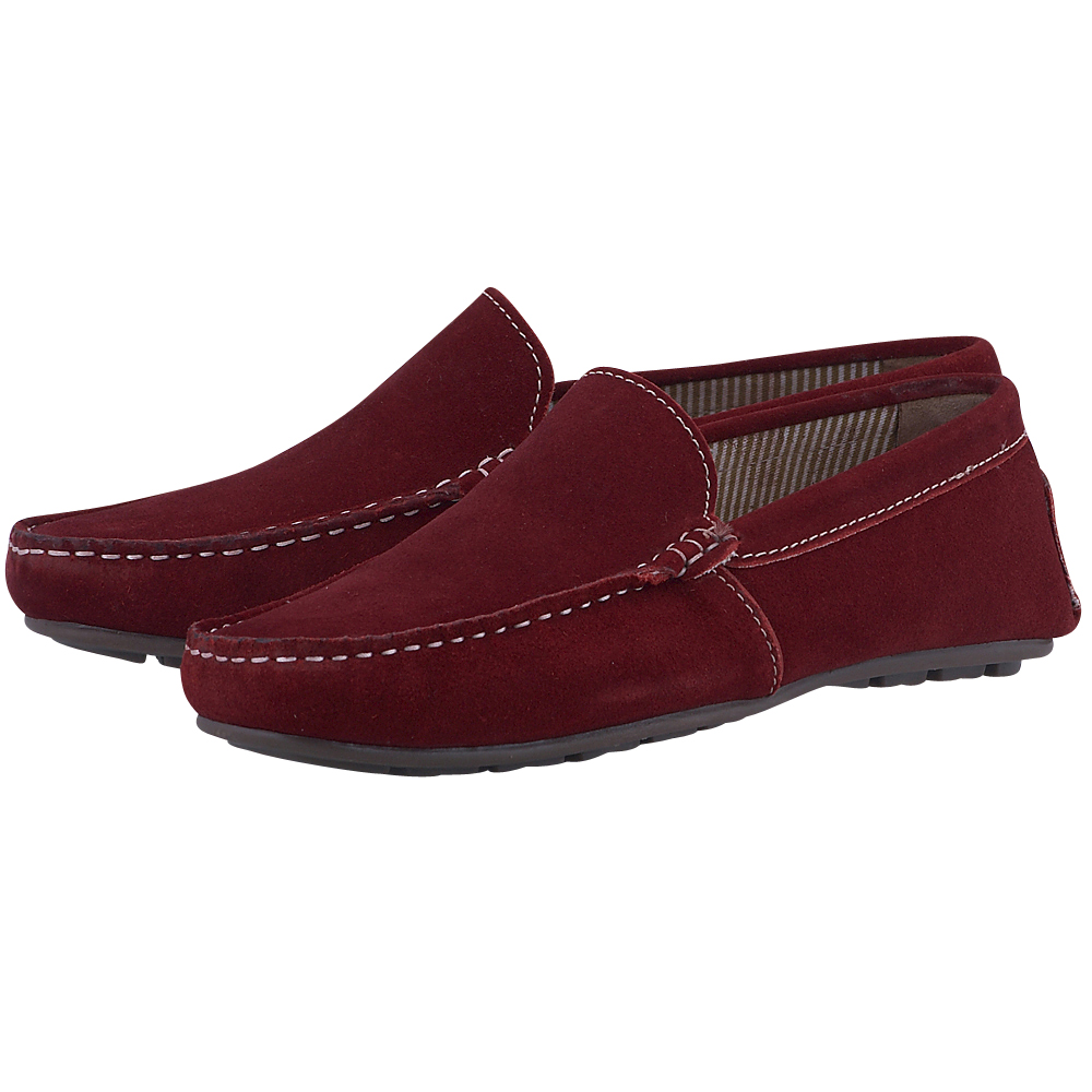 Bitter & Sweet - Bitter & Sweet 853-014259. - ΚΟΚΚΙΝΟ outlet   ανδρικα   loafers   χωρίς κορδόνι