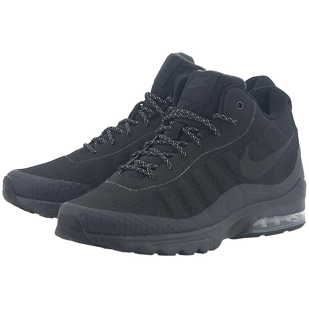 Nike - Nike Men's Air Max Invigor Mid Shoe 858654-004 - ΜΑΥΡΟ