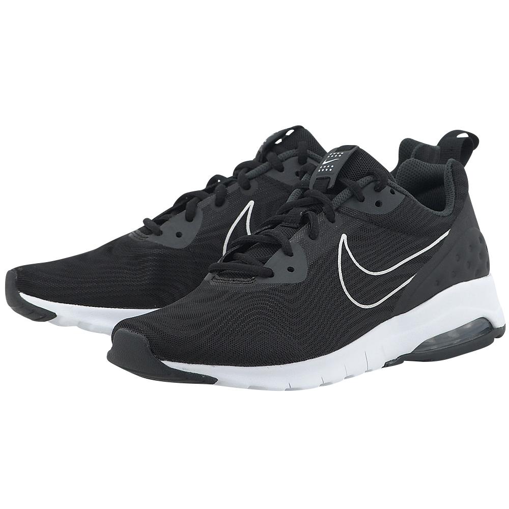 Nike – Nike Air Max Motion Low Premium 861537-004 – ΜΑΥΡΟ