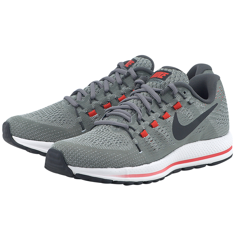 Nike - Nike Air Zoom Vomero 12 Running 863762006-4 - ΓΚΡΙ ΣΚΟΥΡΟ