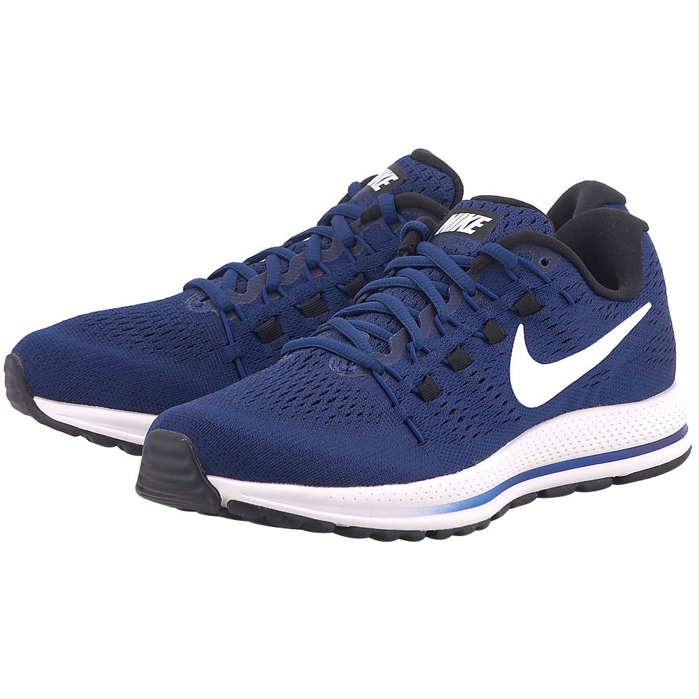 Nike - Nike Air Zoom Vomero 12 Running 863762401-4 - ΜΠΛΕ ΣΚΟΥΡΟ outlet   ανδρικα   αθλητικά   running