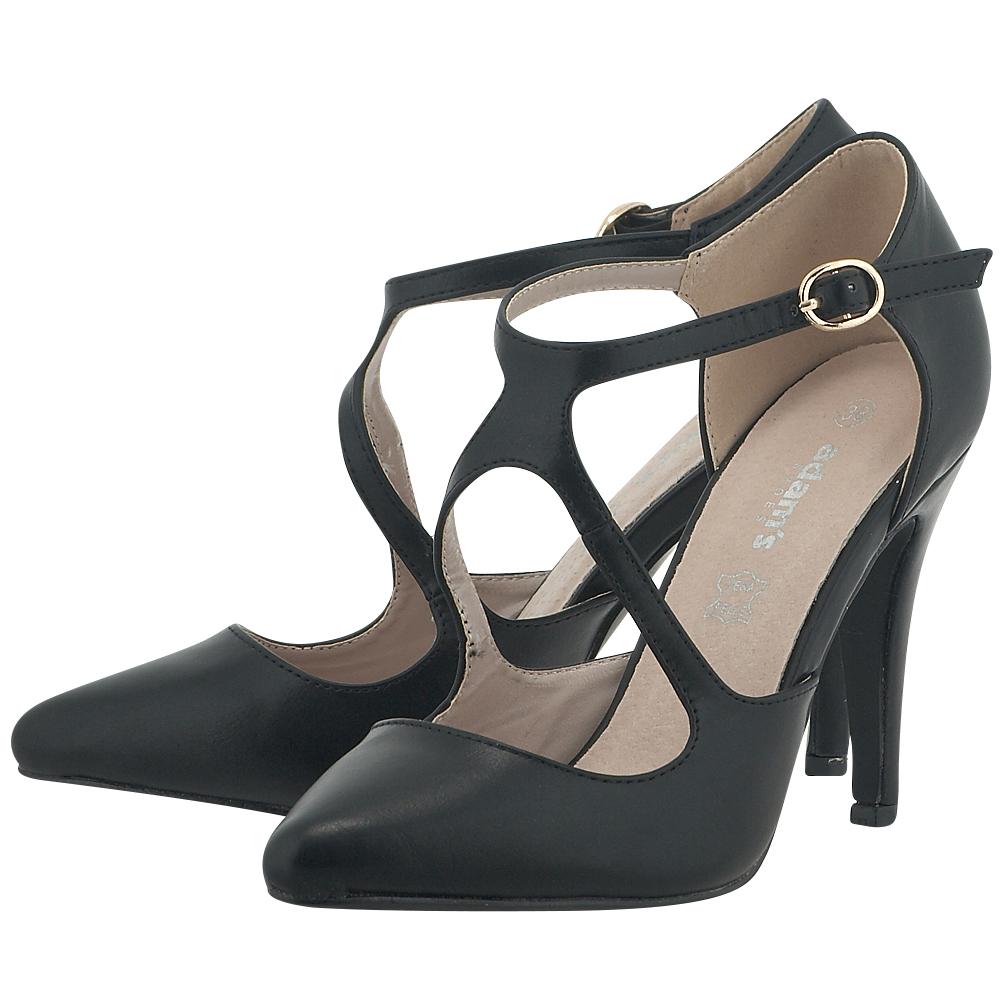 Adam's Shoes – Adam's Shoes 869-6528 – ΜΑΥΡΟ
