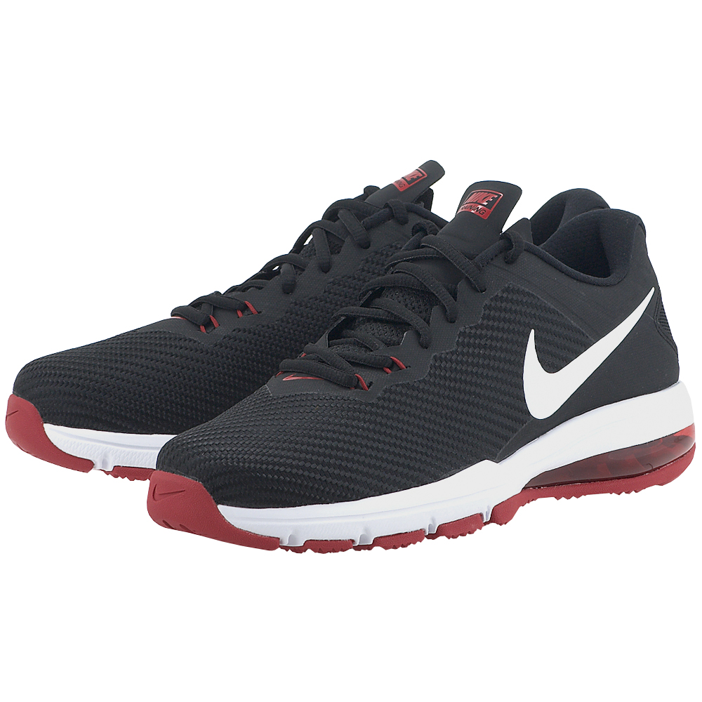 Nike – Nike Men's Air Max Full Ride TR 1.5 Training Shoe 869633-060 – ΜΑΥΡΟ