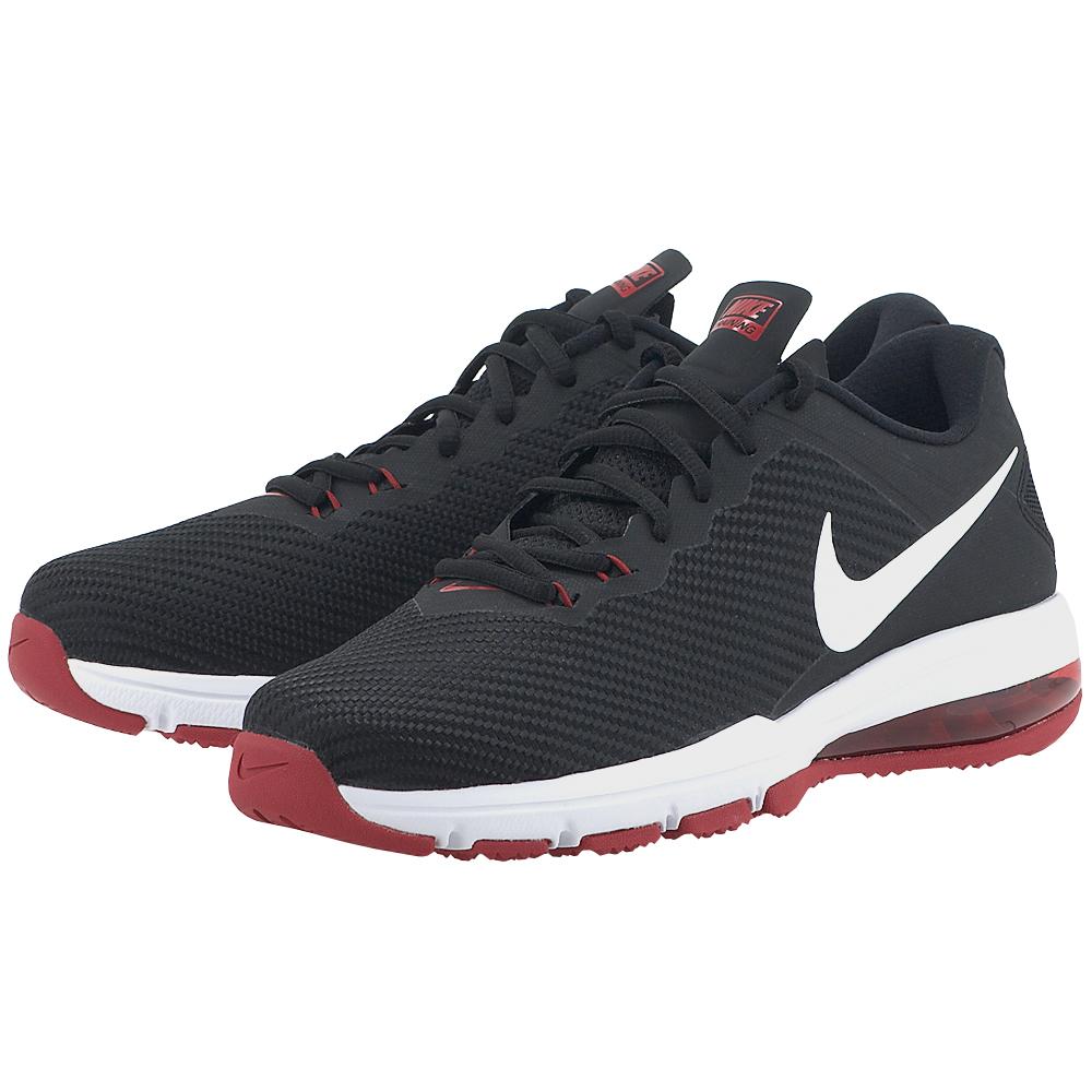 Nike - Nike Men's Air Max Full Ride TR 1.5 Training Shoe 869633-060 - ΜΑΥΡΟ