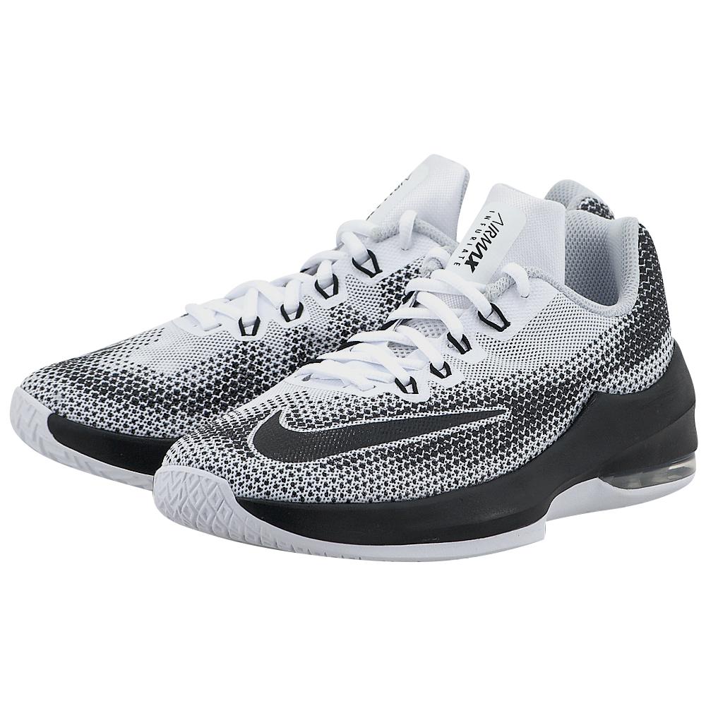 Nike – Nike Air Max Infuriate 869991-100 – ΛΕΥΚΟ/ΜΑΥΡΟ