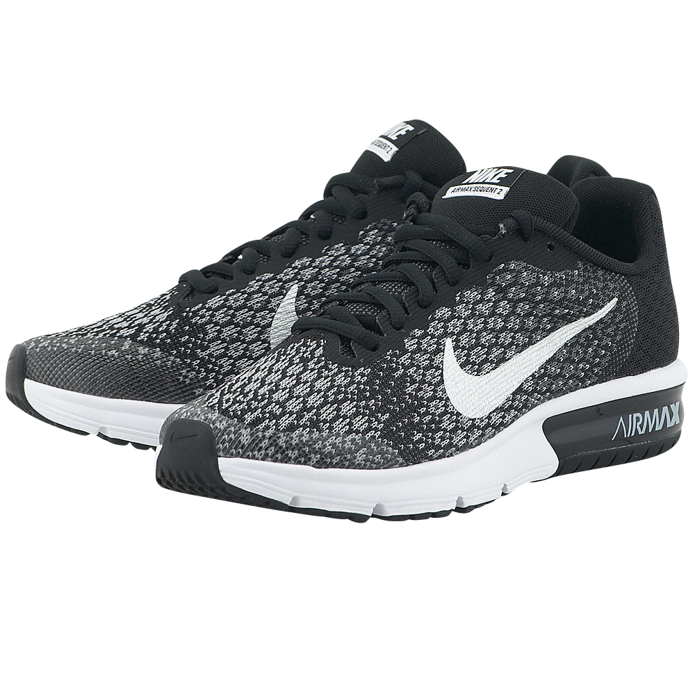 Nike – Nike Air Max Sequent 2 869993-001 – ΜΑΥΡΟ