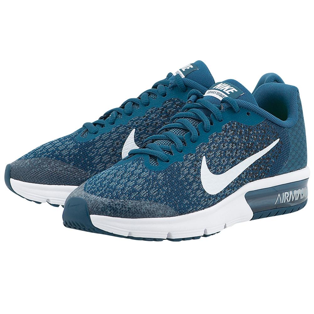Nike - Nike Air Max Sequent 2 869993-403 - ΠΕΤΡΟΛ
